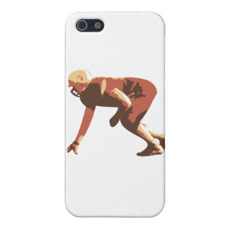 american football player iPhone SE/5/5s cover