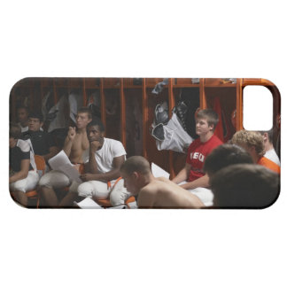 American football players including teenagers 2 iPhone SE/5/5s case