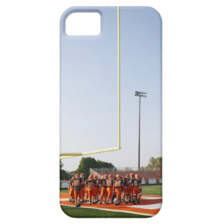 American football players, including teenagers iPhone SE/5/5s case