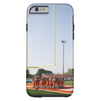 American football players, including teenagers tough iPhone 6 case