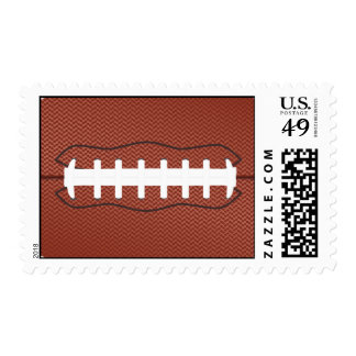 american football postage stamps