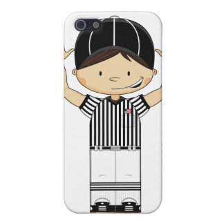 American Football Referee iphone Case