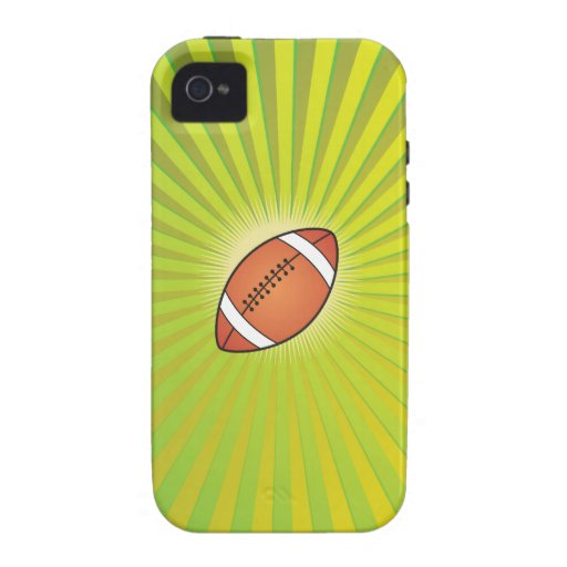 American Football Rugby iPhone 4 Cover