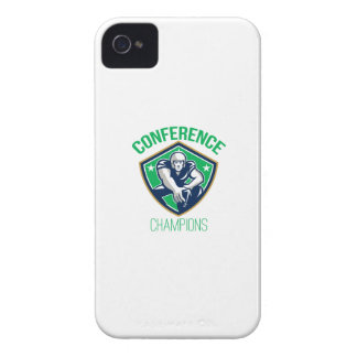 American Football Snap Conference Champions iPhone 4 Cover
