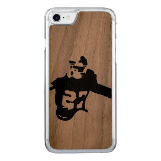 American Football Sports Scene Carved iPhone 8/7 Case