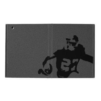 American Football Sports Scene iPad Folio Cases