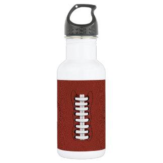American Football Sports Water Bottle Personalized