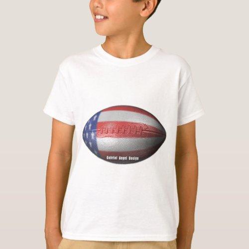 American Football T_Shirt