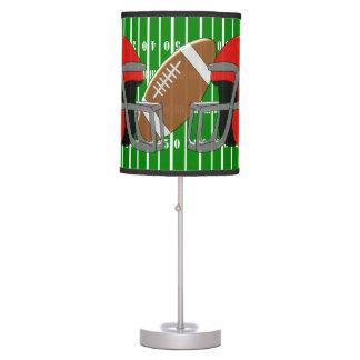 American Football Table Lamp