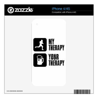 American Football therapy designs Skins For The iPhone 4S
