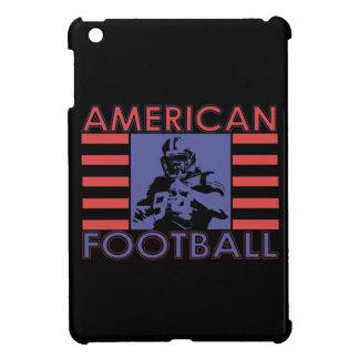 American Football USA Flag Colors iPad Mini Case