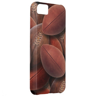 American Footballs Collage Cover For iPhone 5C