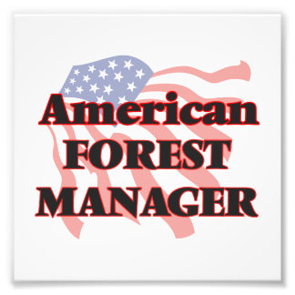 American Forest Manager Photo Print