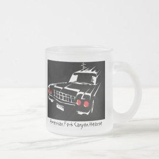 American Fork Canyon Hearse Mug