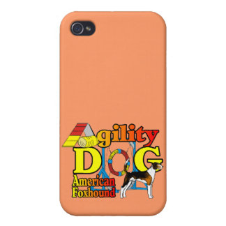 American Foxhound Agility iPhone 4/4S Cover