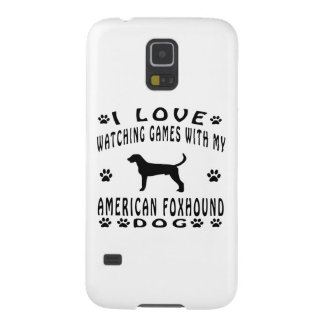 American Foxhound designs Case For Galaxy S5
