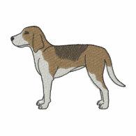 American Foxhound Hoody
