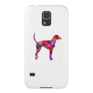 American Foxhound in watercolor 2 Case For Galaxy S5