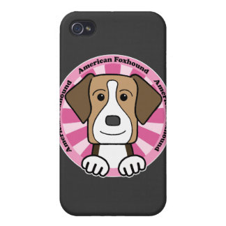 American Foxhound iPhone 4 Cases