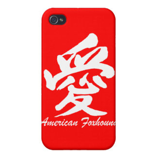 american foxhound iPhone 4/4S case