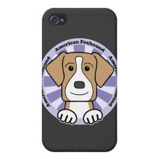 American Foxhound iPhone 4 Cover