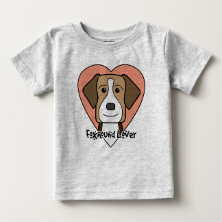 American Foxhound Lover Baby T-Shirt