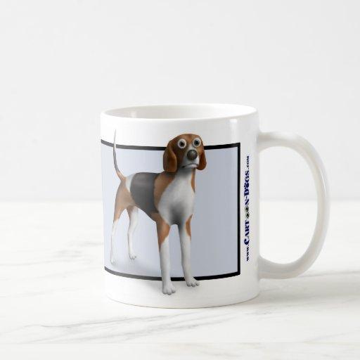 American Foxhound Mug