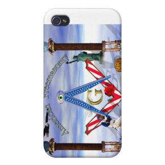 American Freemasonry iPad/iPhone/iPod Cases