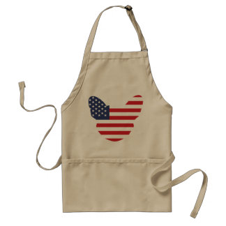 American Frenchie Apron