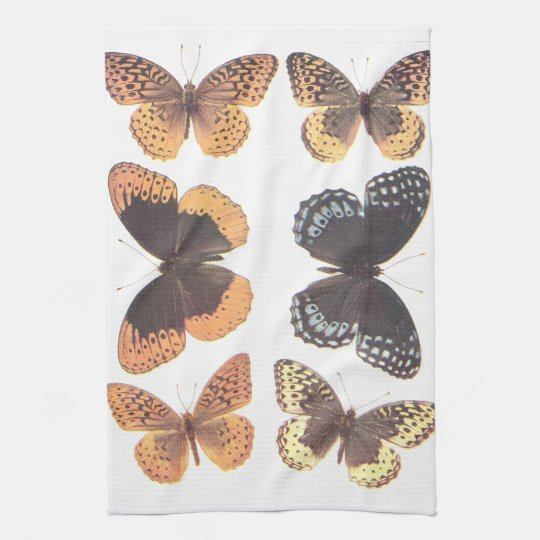 American Fritillaries ~ Butterflies Towel