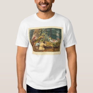 American Frontier (0021A) T Shirt