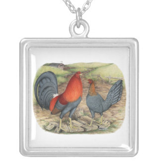 American Game Blue Reds Necklaces