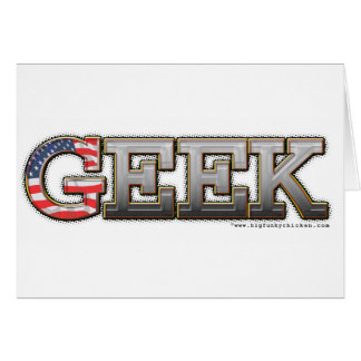 American Geek Cards