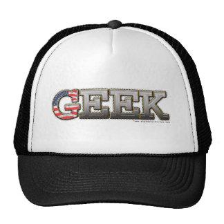 American Geek Trucker Hat