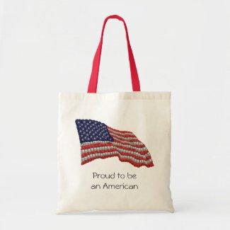 American Gem Tote Bag