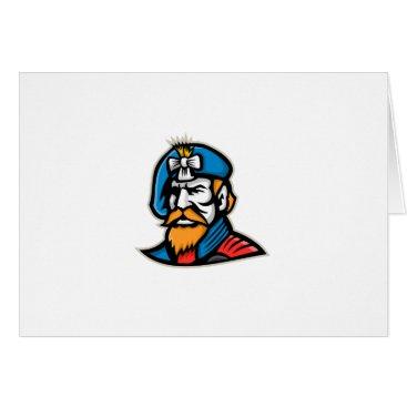 American General Mascot