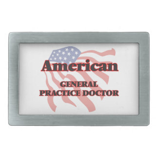 American General Practice Doctor Belt Buckle