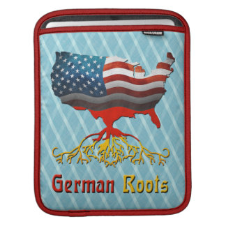 American German iPad Sleeve