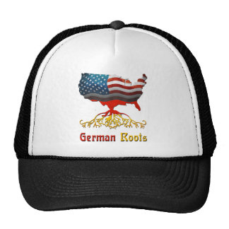 American German Roots Hat
