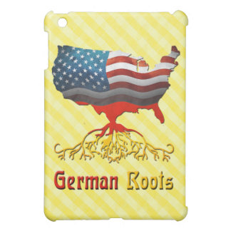 American German Roots iPad Case