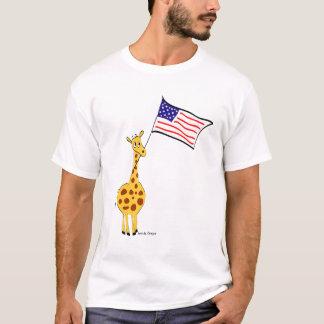 American Giraffe T-shirt