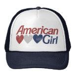 American Girl Hat