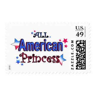 American Girl Stamps