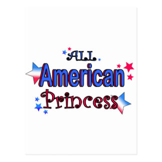 American Girl Postcards