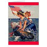 American Girls Rock Card