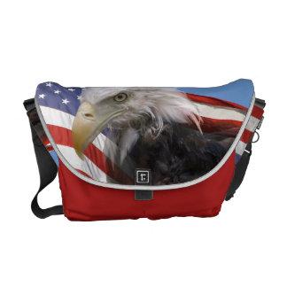 American Glory Rickshaw Messenger Bag