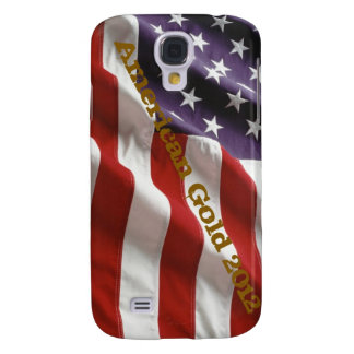 American Gold 2010 Samsung Galaxy S4 Case
