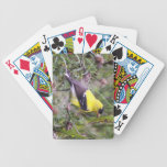 American Goldfinch Deck Of Cards