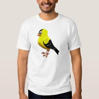 American Goldfinch Shirts