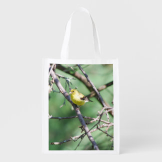 American Goldfinch Market Totes